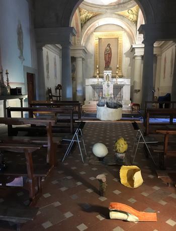 Pieve di San Cresci of Domesticity copy